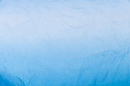 Abstract  Blue and White Gradient backgrund, blank blue fabric texture background
