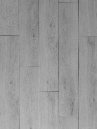 Ceramic tile imitating wood texture. Gray textured background. Stockfoto
