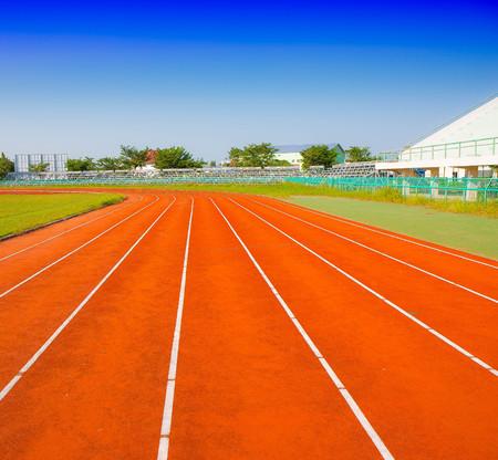racetrack: running racetrack