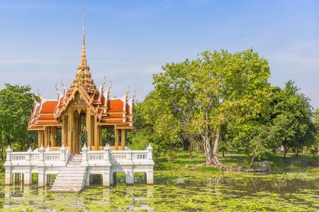ix: Plub Pla Yod in Suanluang RAMA 9 public park, Bangkok, Thailand