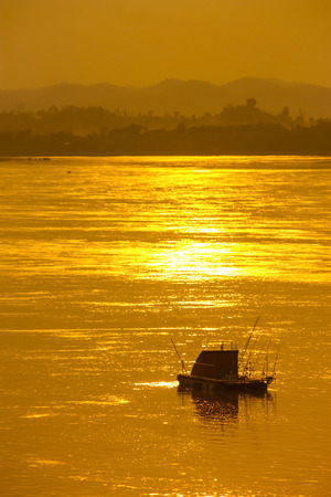 mekong: down of Mekong river