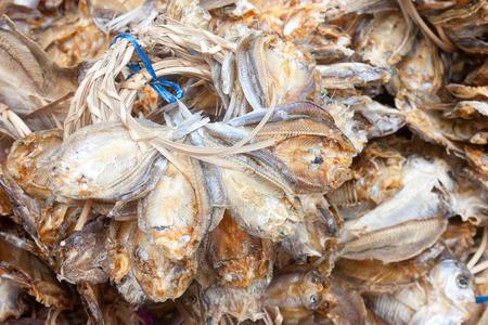 dry fish: Dried fish,dry fish Stock Photo