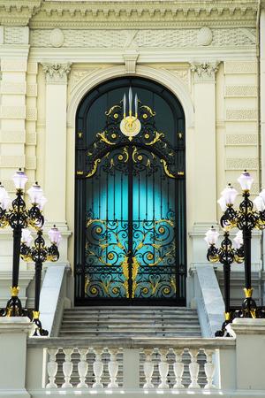 Royal Palace: thai royal palace Stock Photo