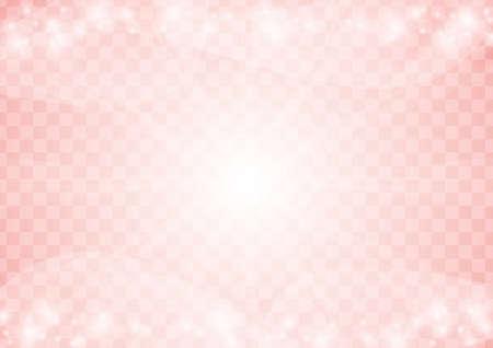 Illustration of soft light radiation