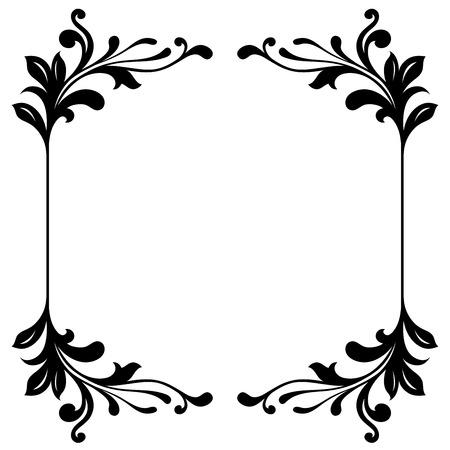 Ornamental Border Stock Vector - 4504678