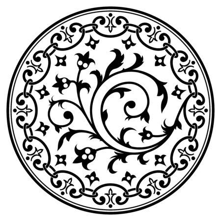 art nouveau: Elementi di design art deco
