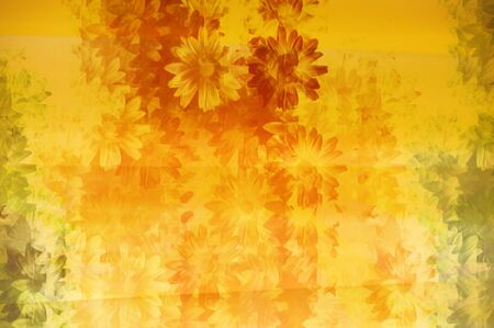 Grunge floral abstract background pattern. Digitally created llustration. Stock Photo - 5344554