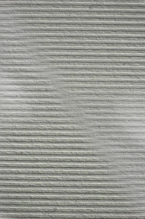 Cardboard paper background texture with striped pattern. photo