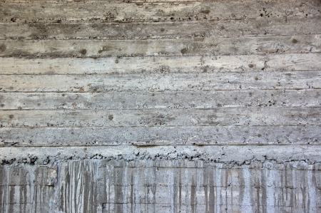 Concrete wall background with paint stains. Under construction cement texture. Stock Photo - 16452309