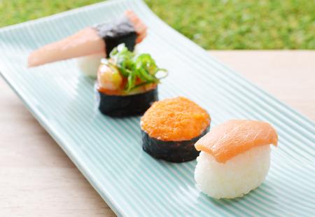 sushi Standard-Bild