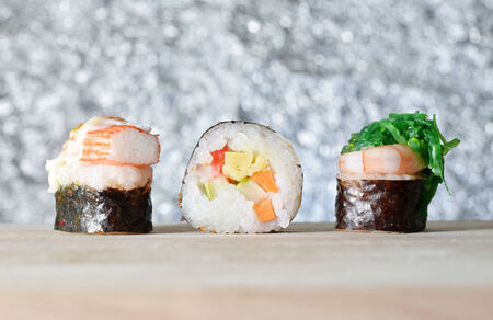 寿司 写真素材