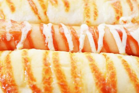 ソーセージのパン