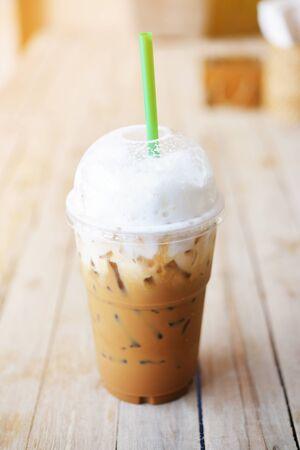 カプチーノ アイス コーヒー