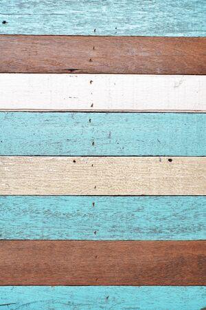 ヴィンテージの木製壁背景