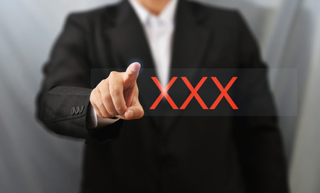 business man search xxx Standard-Bild