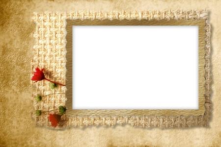 fiori secchi: quadro per la fotografia di fiori secchi