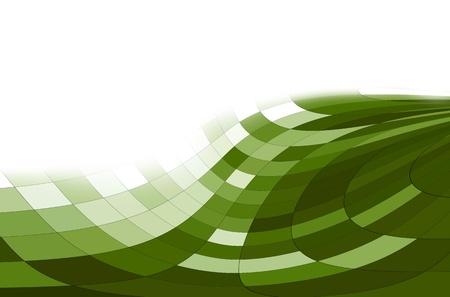 blanco: Fondo blanco y los píxeles de borde verde