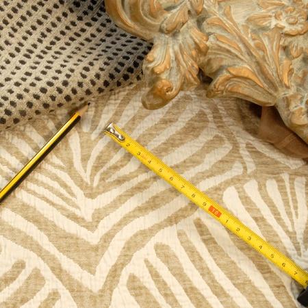 fabrics for home decoration  photo