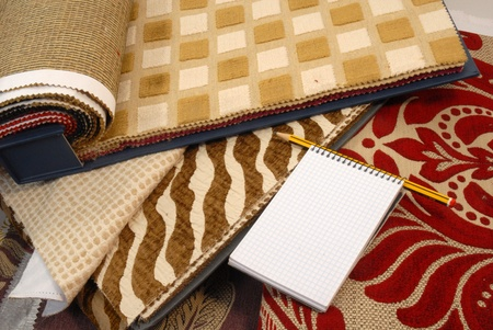 catalogs of fabrics for home decoration