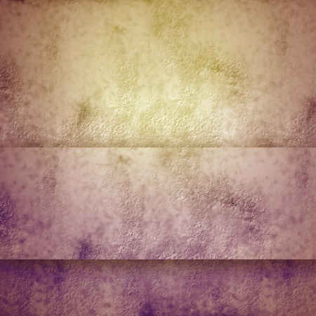 background with ribbon, vintage grunge texture and copy space    photo