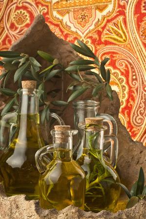 kinds: Different kinds of olive oil