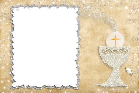 Zaproszenie na pierwszą komunię św.