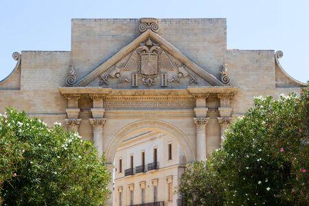 Naples Gate in Lecce 1