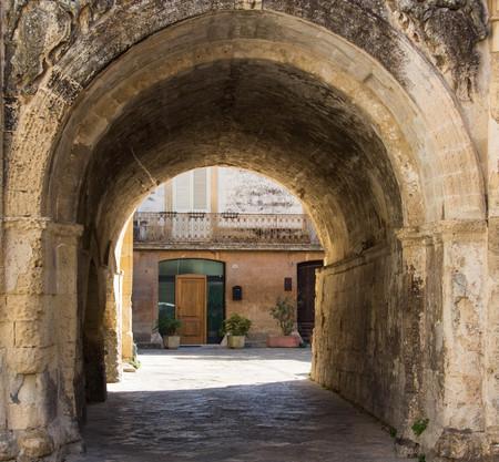 Arc in Lecce