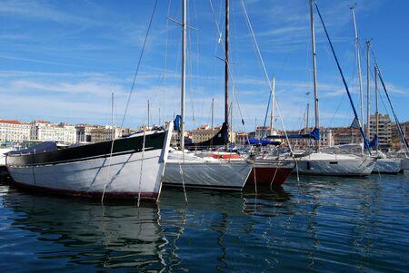 toulon: Toulon Harbour Stock Photo