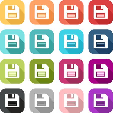 Save document Icon
