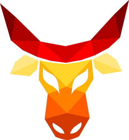 Cow or bull Head icon