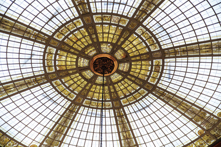Dome of the Chamber of Commerce of Lille in France