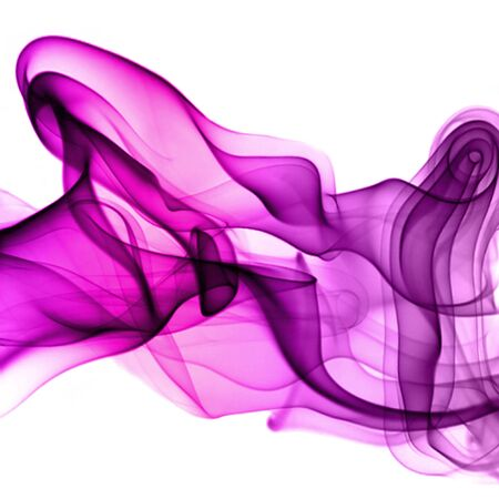 Purple and Pink Smoke photo