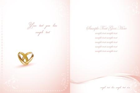 oath: Wedding rings design