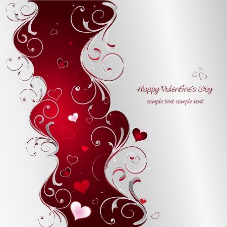 valentine s day: Valentine s Day Background Illustration