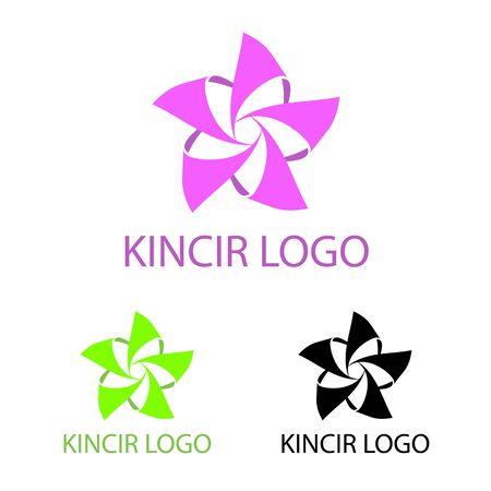 Kincir Logo Template