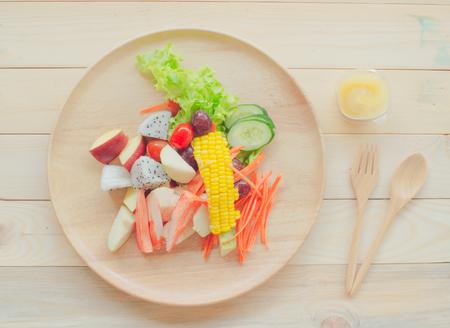 fruity salad: Fruit salads