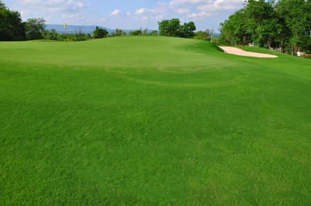 Green Golf Course photo