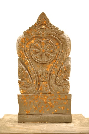 Bai Sema Buddhist temple in Thailand Stock Photo - 13149025
