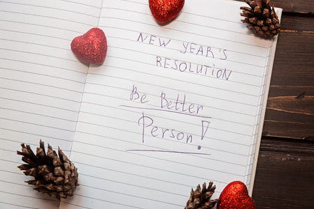 transformed: To Do List transformed into New Year s resolutions list