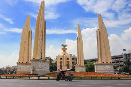 democracy Monument: thailand democracy monument Stock Photo
