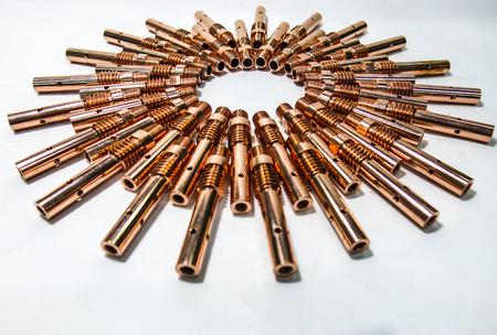 Contact tip copper