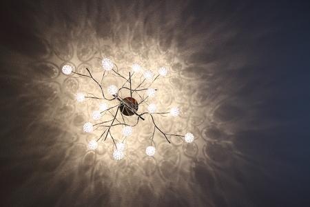 chandelier background: old fashion chandelier background wallpaper