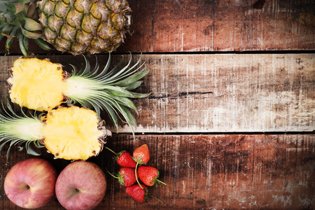 peasant: photos of tropical fruits in natural light