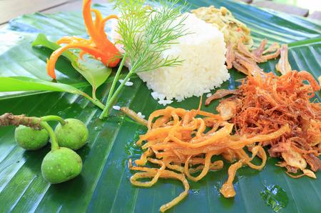 ingredient: ingredient for thai food
