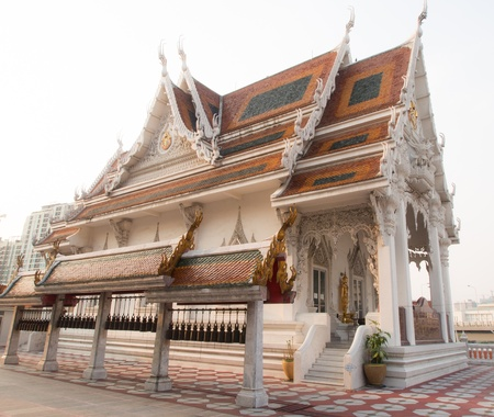 Wat Hua Lamphong Temple Stock Photo - 17575053