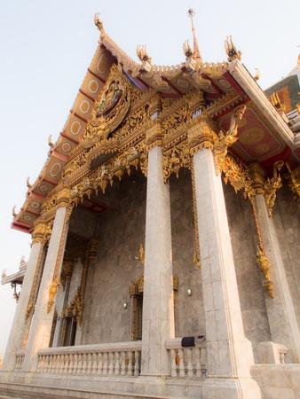 Wat Hua Lamphong Temple Stock Photo - 17575055