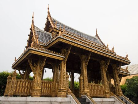 Ancient Pavilion Thai Style photo