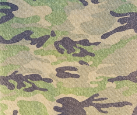 undercover: Closeup of military fabric pattern background