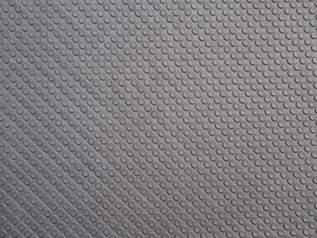 grey rug: Background of rubber or linoleum